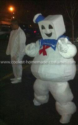 Coolest Stay Puft Costume