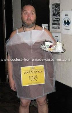 Tea Bag Costume