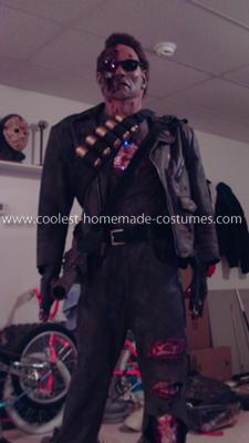 Coolest Terminator 2 Costume