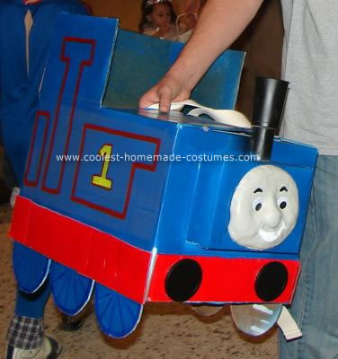 Thomas the Train Halloween