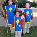 Three Musketeers Costumes
