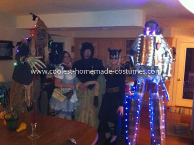 Coolest Tin Man Costume 10