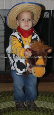 Coolest Woody Costume