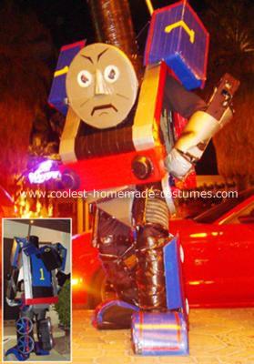 Thomas the Train Transformer