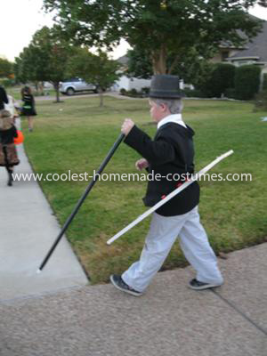 Coolest Uncle Pennybags Monopoly Man Costume 12