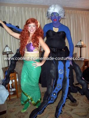 Coolest Ursula the Sea...