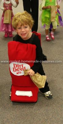 Coolest Vacuum Costume