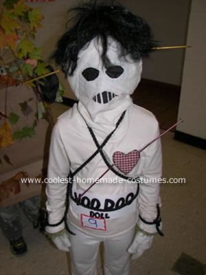 Coolest Homemade Voodoo Doll Costume Ideas and Photos