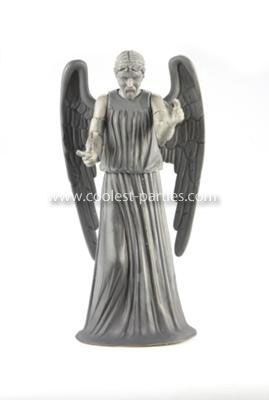 Homemade Weeping Angel from Doctor Who Costume