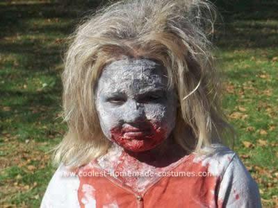 Halloween Zombie Costumes Homemade Homemade Zombie Child Costume