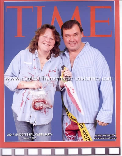 Bobbits Couple Halloween Costume