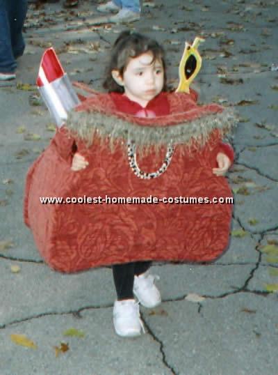 Purse Costume