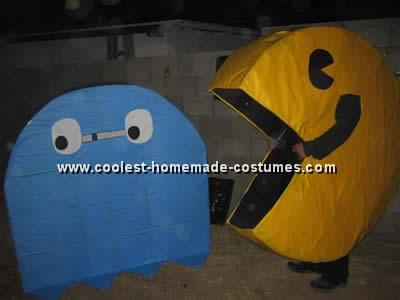 Pacman Creative Halloween Costume Idea