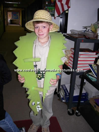 Crocodile Hunter Costume
