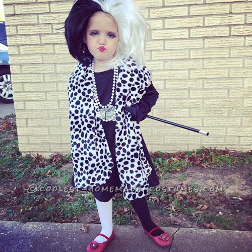 Coolest Cruella De Vil Costume