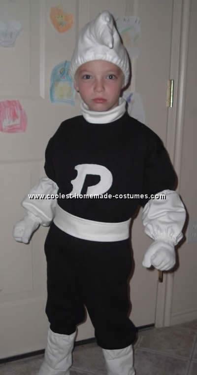 Danny Phantom Costume