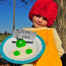 Green Eggs and Ham Costumes