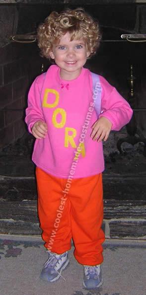 Dora Costume