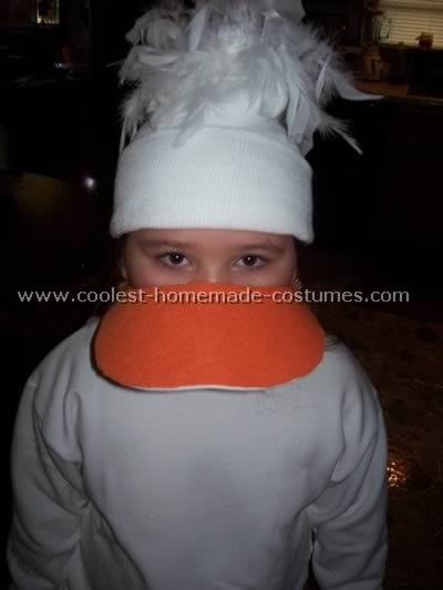 : homemade duck costume  - Germanpascual.Com