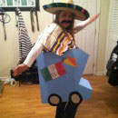 Taco Truck Costumes