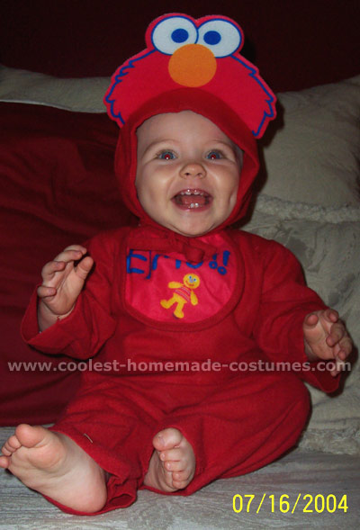 Elmo Costume  sc 1 st  Coolest Homemade Costumes & Coolest Homemade Elmo Costumes