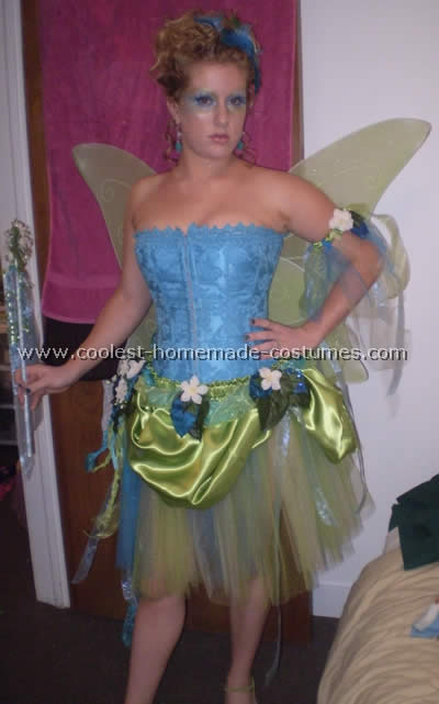 Coolest Homemade Fairy Costumes - Ideas, Photos and Tips | Fairy ...