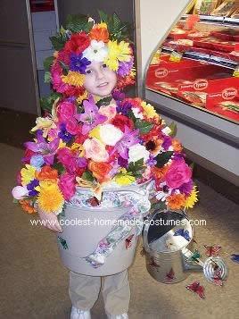 Flower Costume