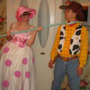 Toy Story Couples Costumes