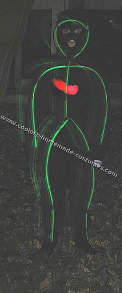 Homemade Lamp Shade Costume