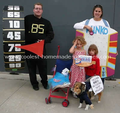 price is right group halloween costume