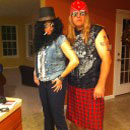 Rock Band Costumes
