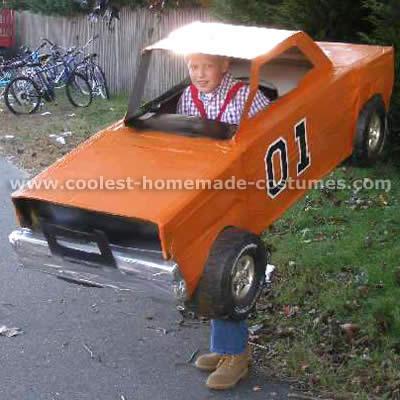 Truck Creative Costume