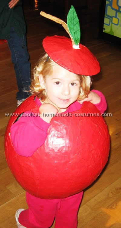 apple costume - Apple Halloween Costumes