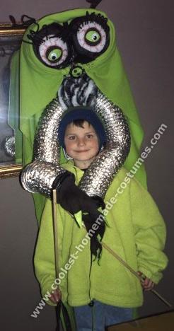 Alien Halloween Ideas for Costumes