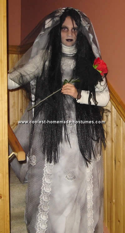corpse bride halloween photos