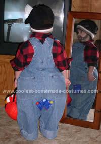 Hobo Costume Idea