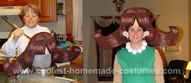 Judy Neutron - Homemade Halloween Costumes
