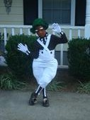 Ooompa Loompa Costume