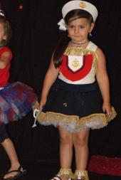 our little sailor