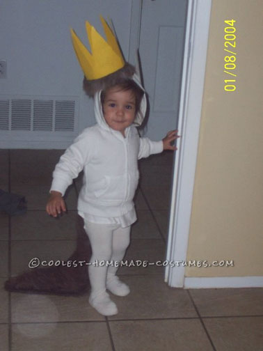 Max from Where The Wild Things Are Toddler Costume