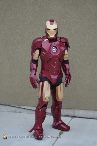 Awesome Ironman Costume Ever