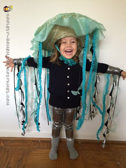 Awesome Diy Jellyfish Costume