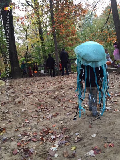 Cute Jellyfish Costume