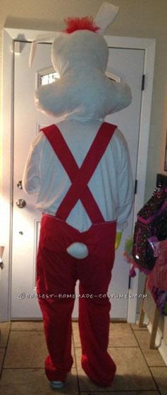 Coolest Homemade Roger Rabbit Costume