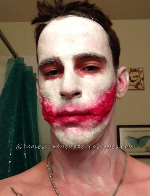 Best Homemade Joker Costume Ever