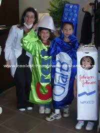 Toothbrush Costume