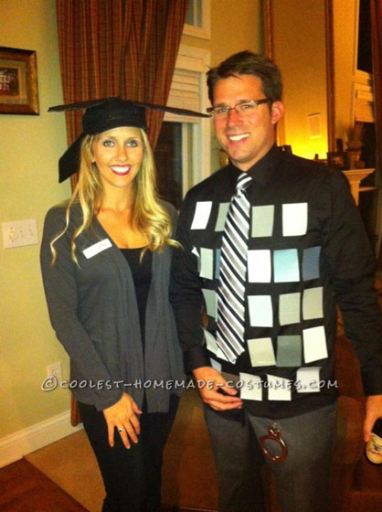 Original 50 Shades of Grey (PG Version) Last-Minute Halloween Costume
