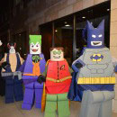 Batman Minifigure Costumes