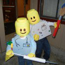 Doctor Minifigure Costumes