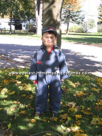 Lightning McQueen Halloween Costume